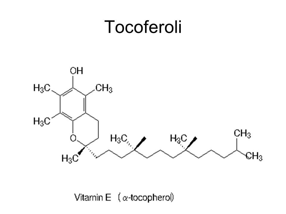 Tocoferoli