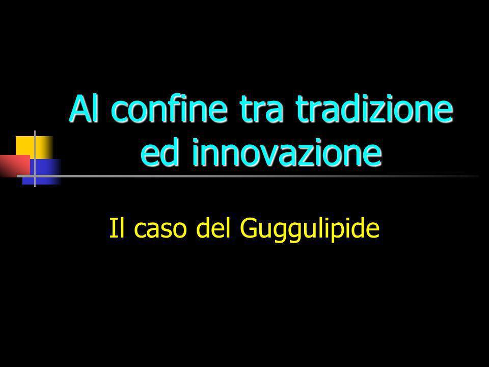Al confine tra tradizione ed innovazione
