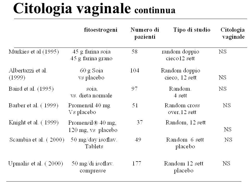 Citologia vaginale continnua