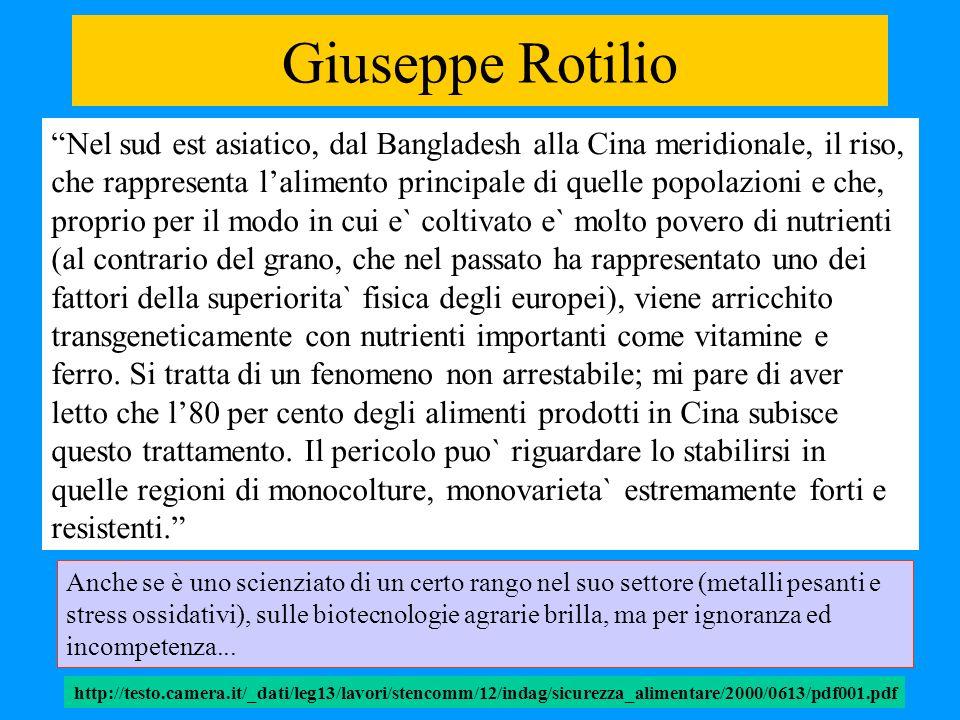 Giuseppe Rotilio