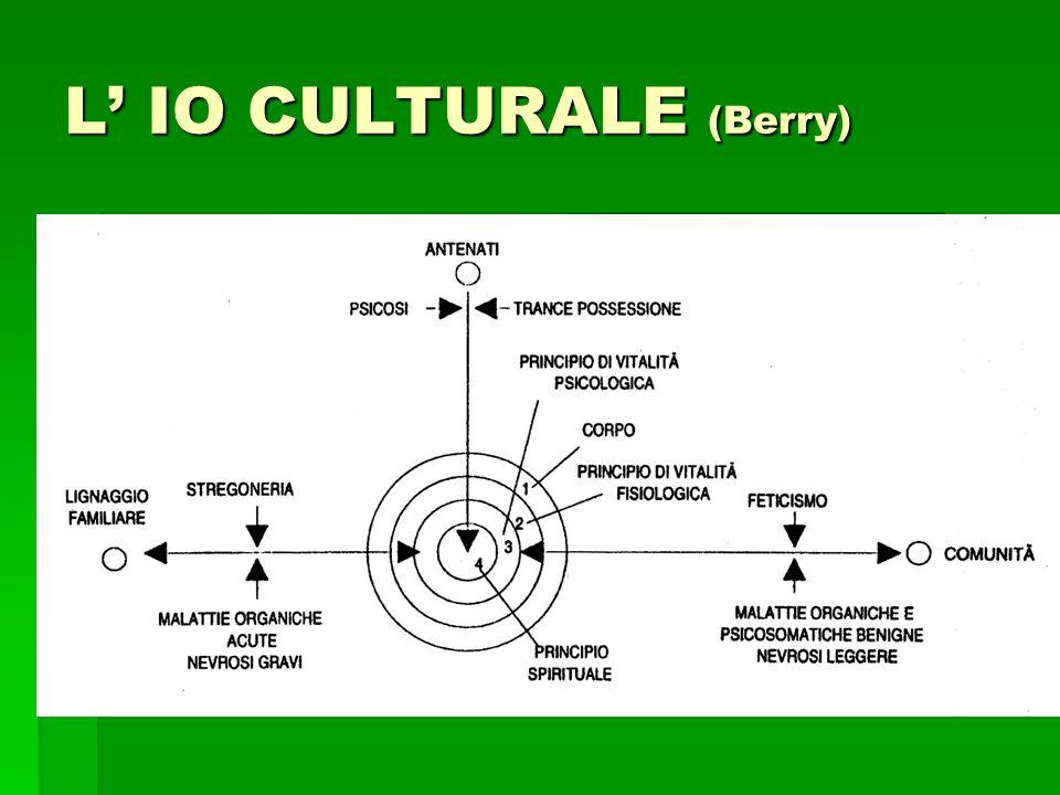 L' IO CULTURALE (Berry)