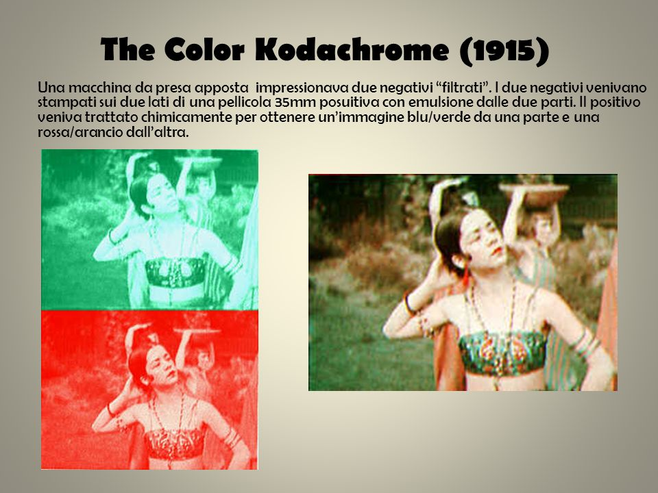 The Color Kodachrome (1915)