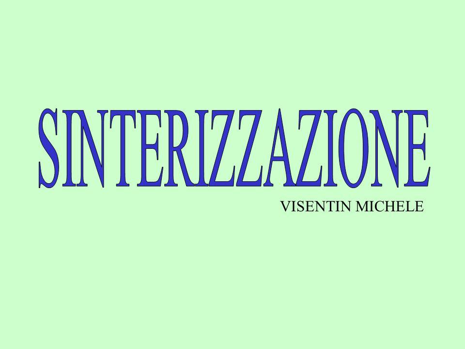 SINTERIZZAZIONE VISENTIN MICHELE