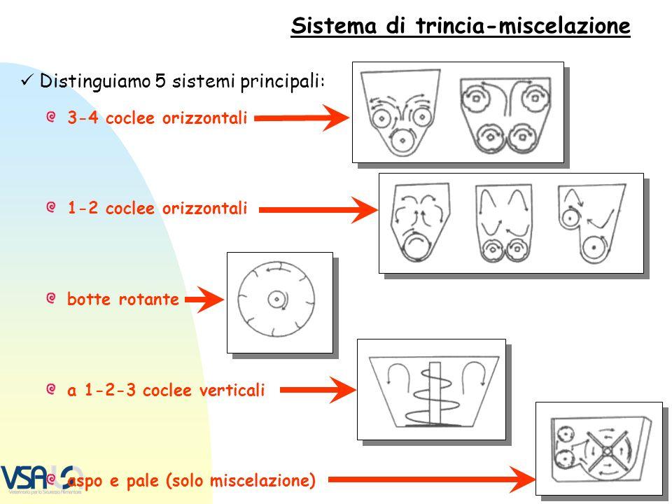 Sistema di trincia-miscelazione