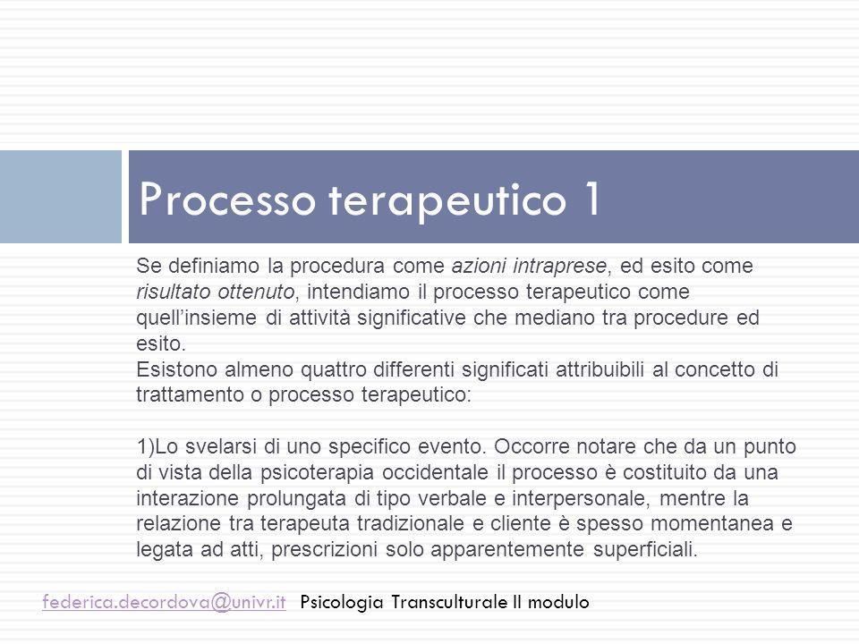Processo terapeutico 1