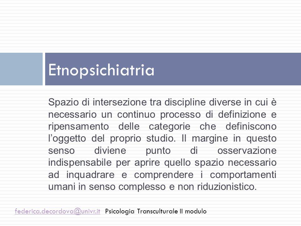 Etnopsichiatria
