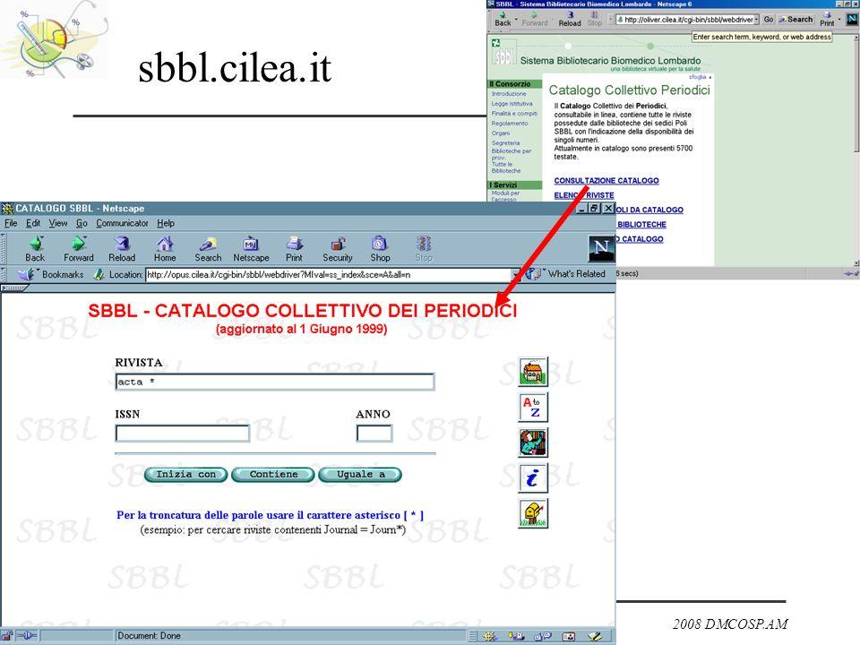 sbbl.cilea.it