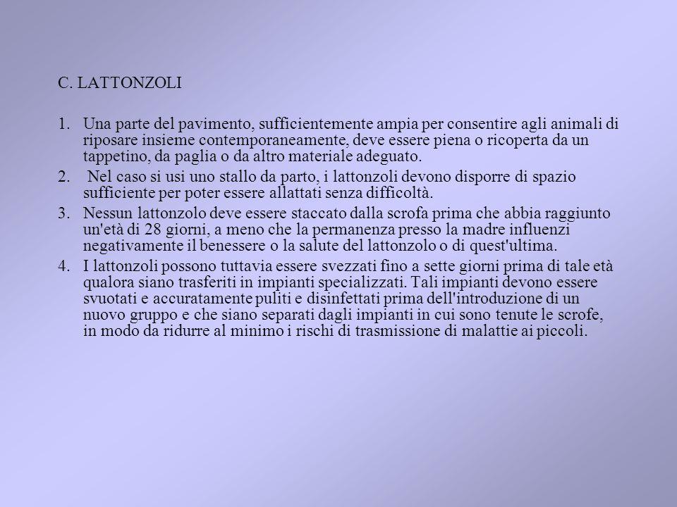 C. LATTONZOLI