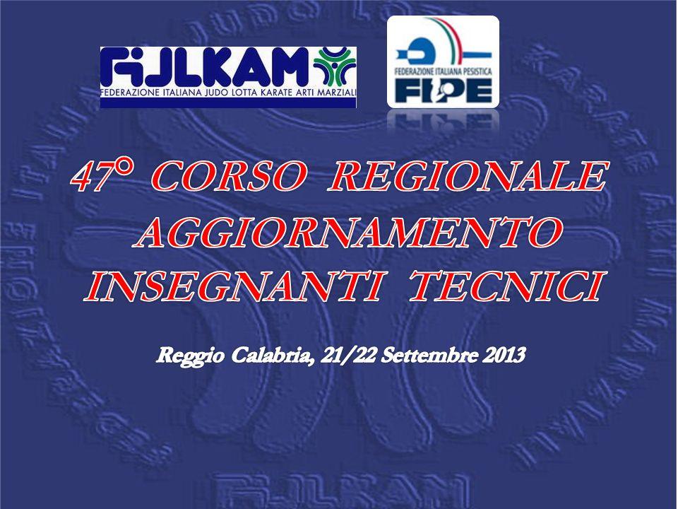 Reggio Calabria, 21/22 Settembre 2013