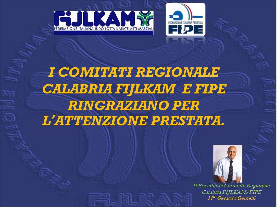Calabria FIJLKAM/FIPE