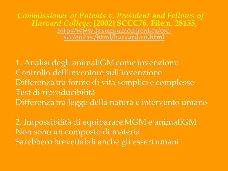 Commissioner of Patents v