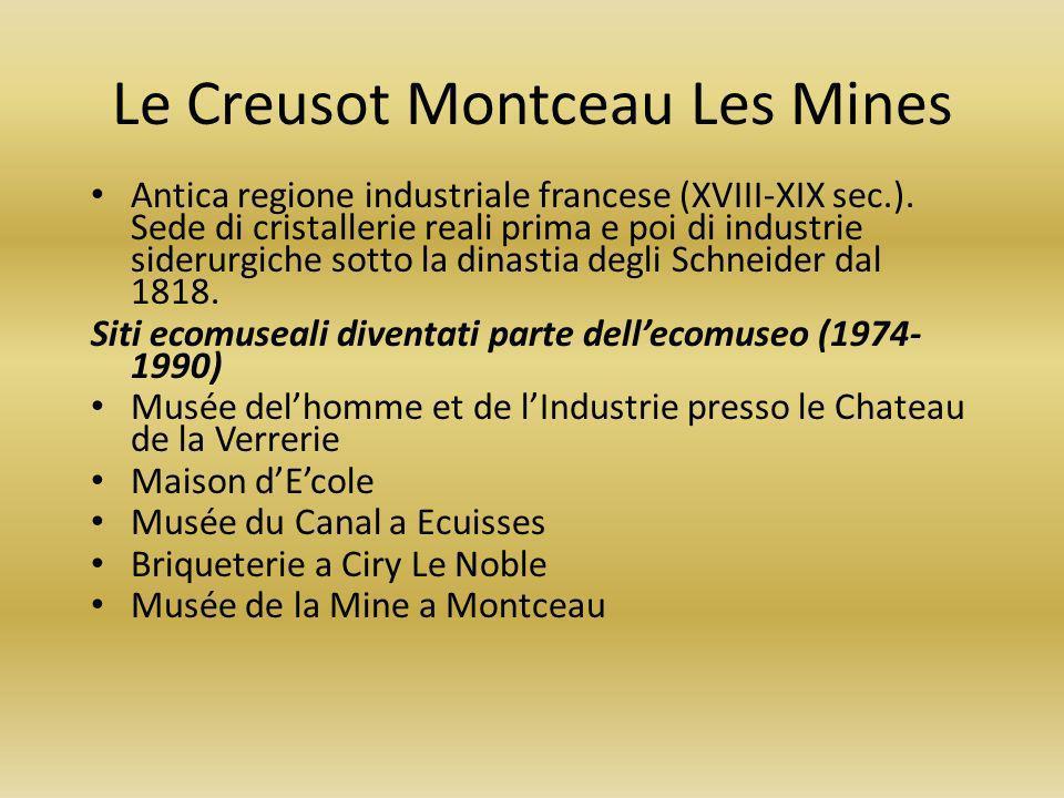 Le Creusot Montceau Les Mines