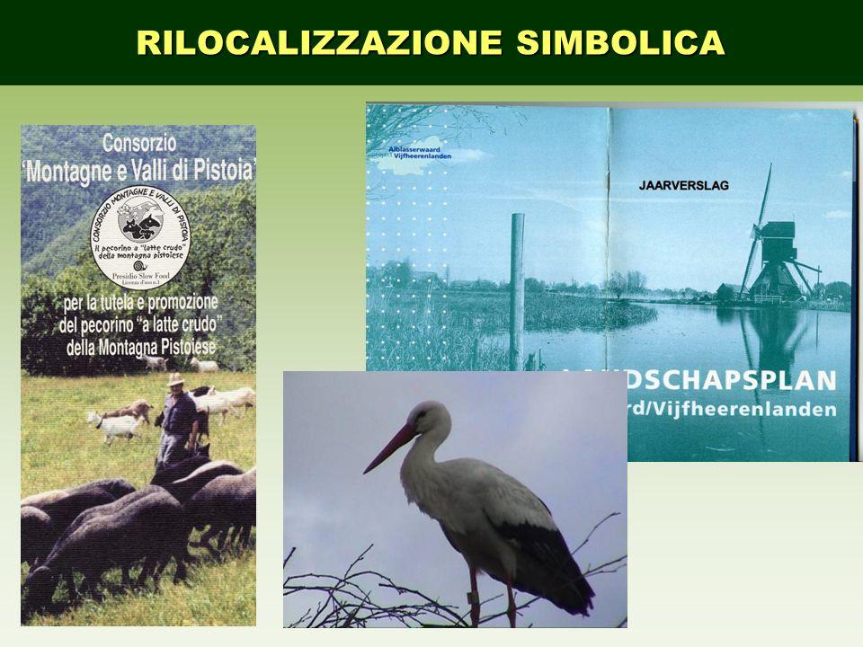 RILOCALIZZAZIONE SIMBOLICA