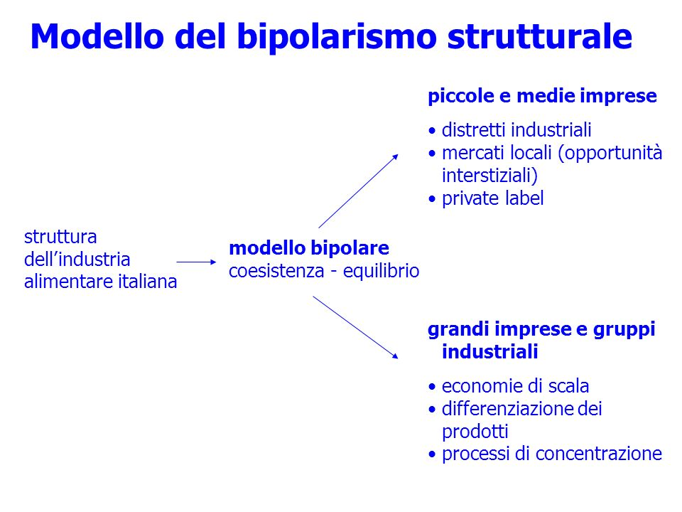 Modello del bipolarismo strutturale