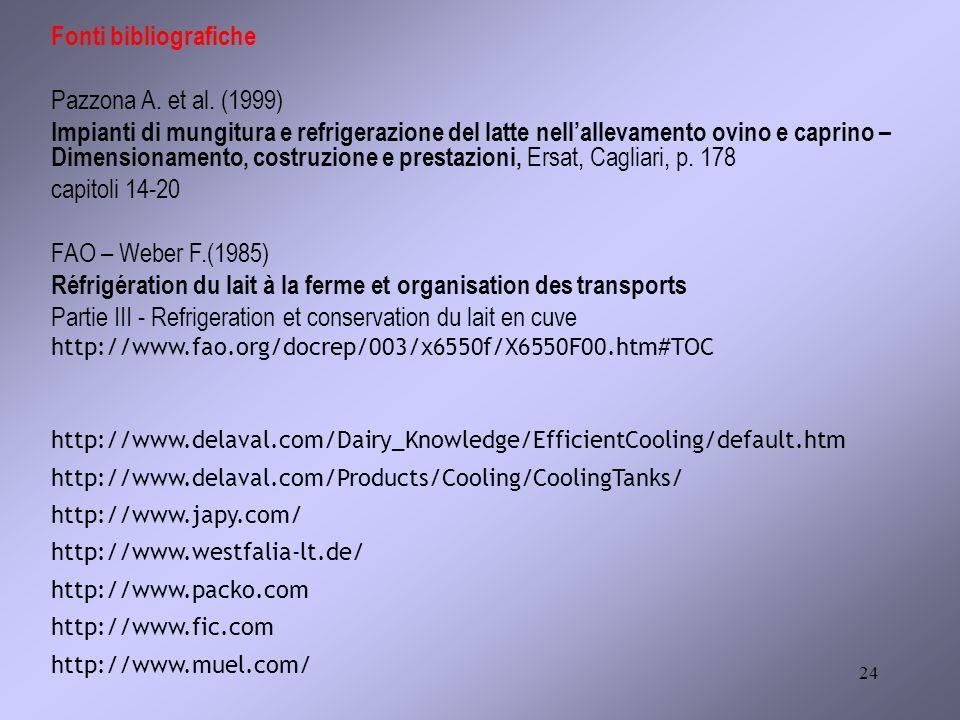 Réfrigération du lait à la ferme et organisation des transports