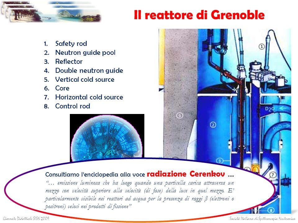 Il reattore di Grenoble