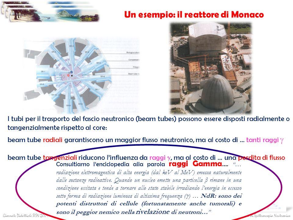 Un esempio: il reattore di Monaco