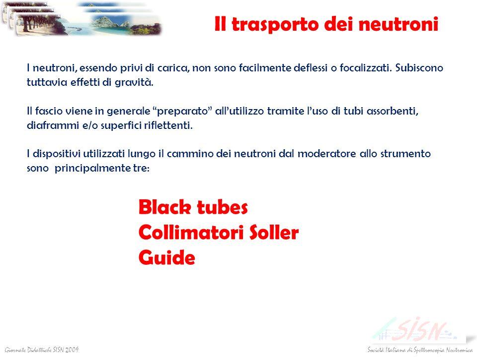 Il trasporto dei neutroni