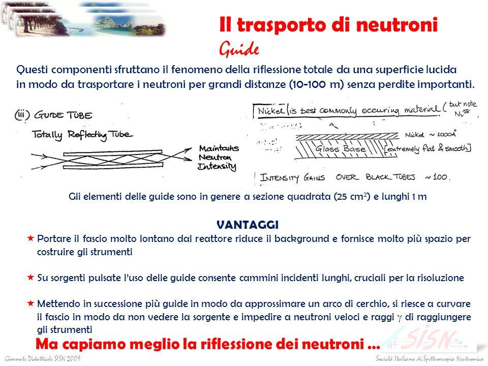 Il trasporto di neutroni Guide