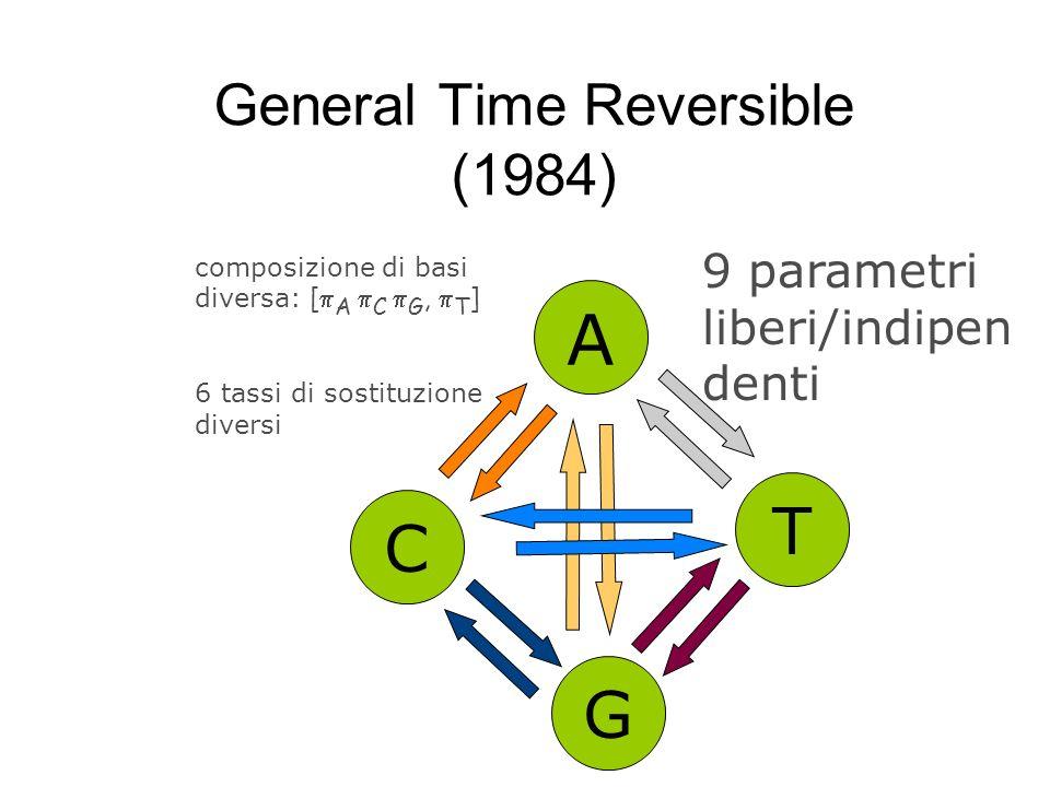 General Time Reversible (1984)