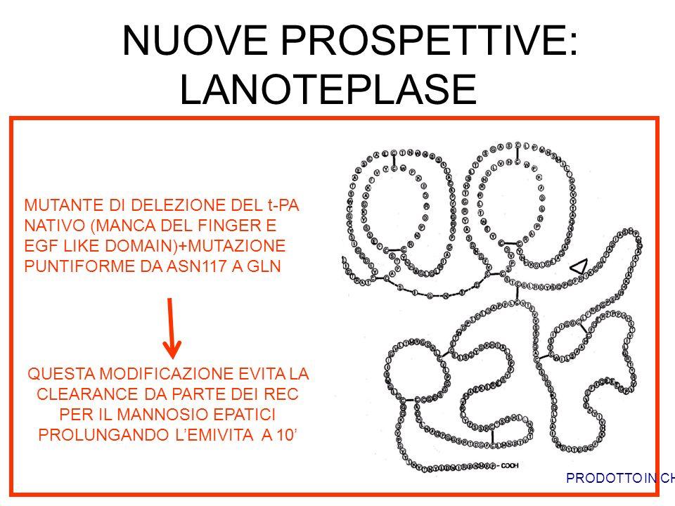 NUOVE PROSPETTIVE: LANOTEPLASE