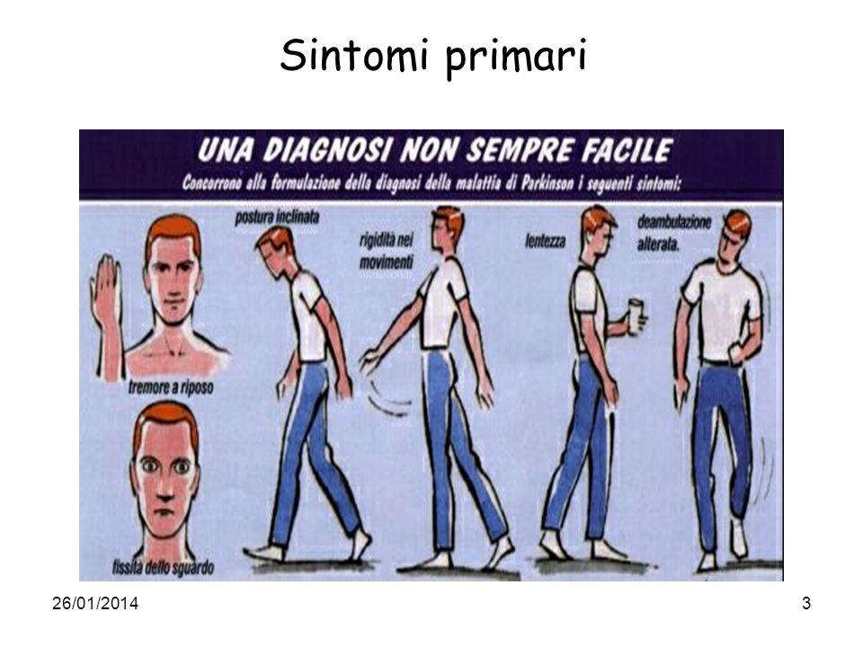 Sintomi primari 27/03/2017