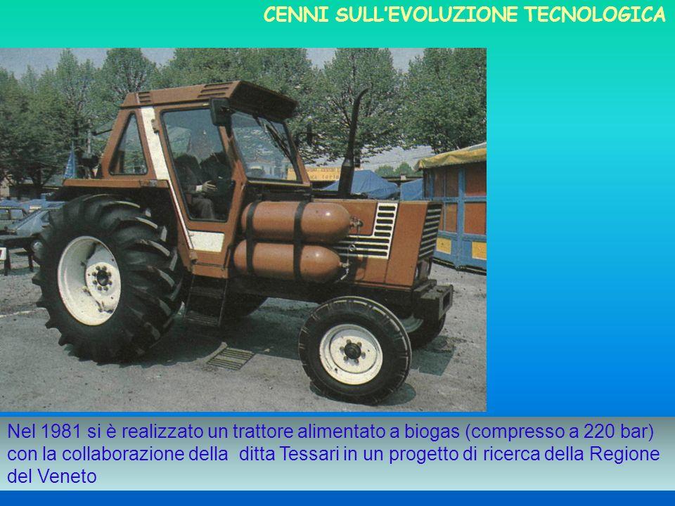 CENNI SULL'EVOLUZIONE TECNOLOGICA