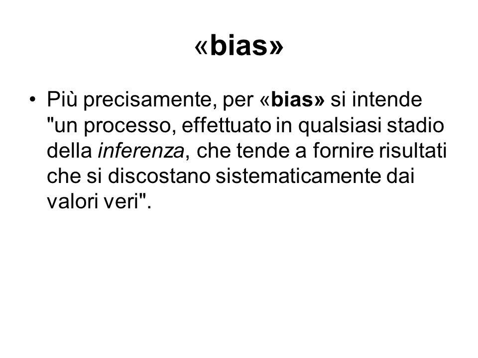 «bias»