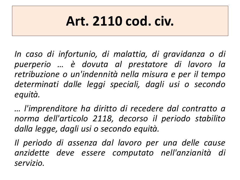 Art. 2110 cod. civ.