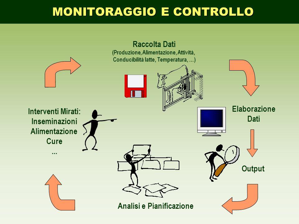 MONITORAGGIO E CONTROLLO