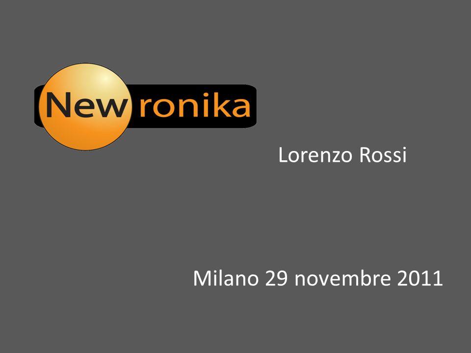 Lorenzo Rossi Milano 29 novembre 2011