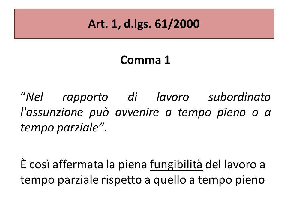 Art. 1, d.lgs. 61/2000
