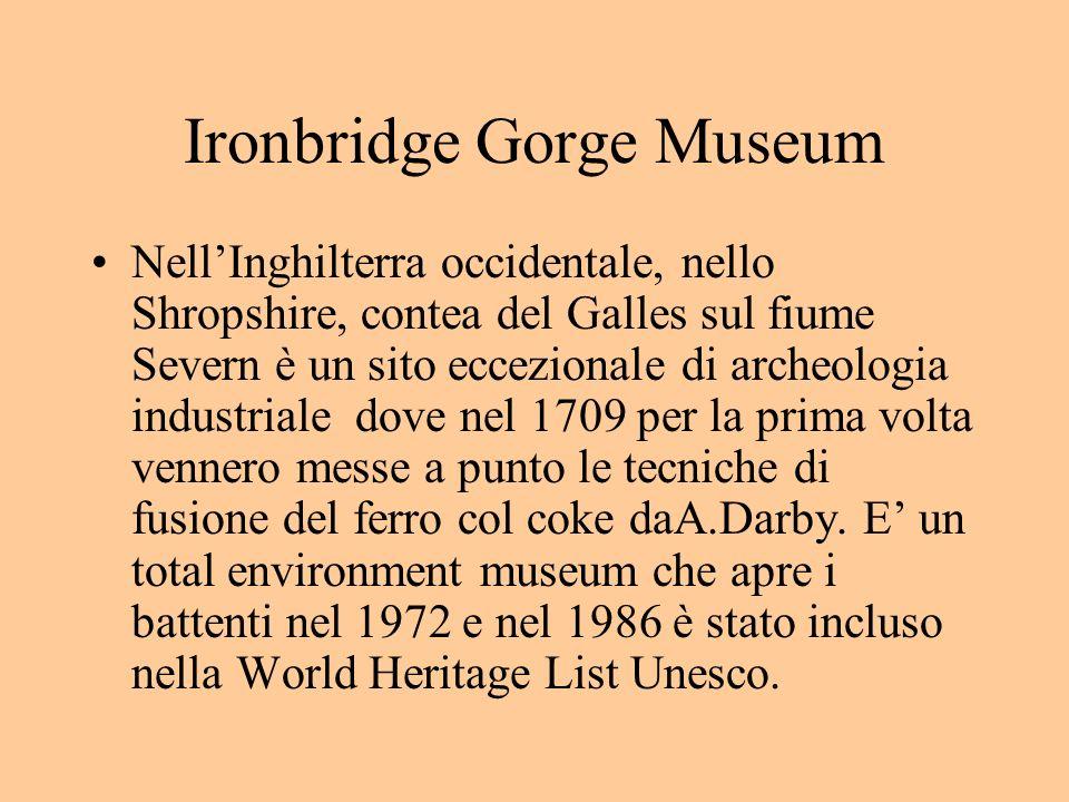 Ironbridge Gorge Museum