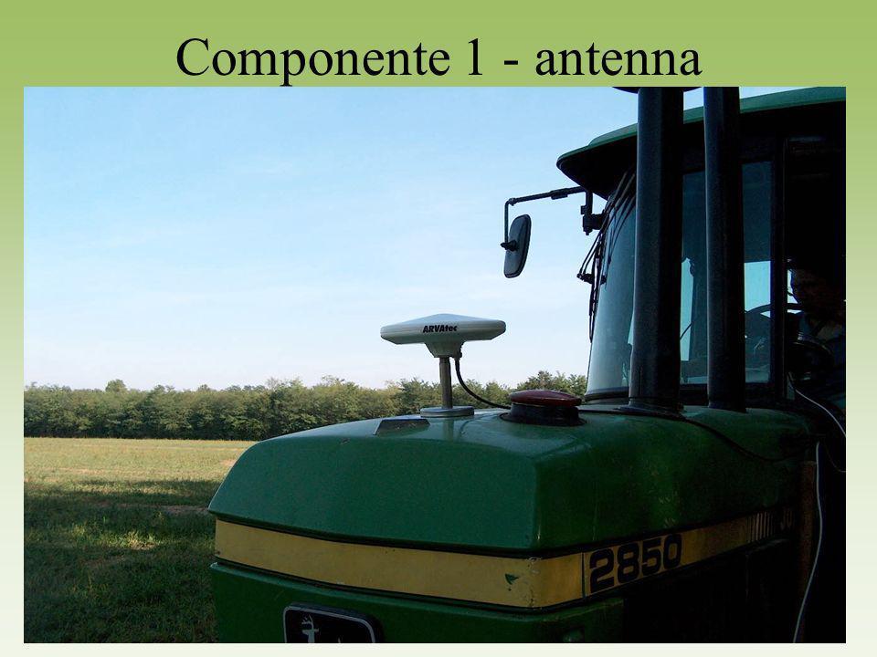 Componente 1 - antenna