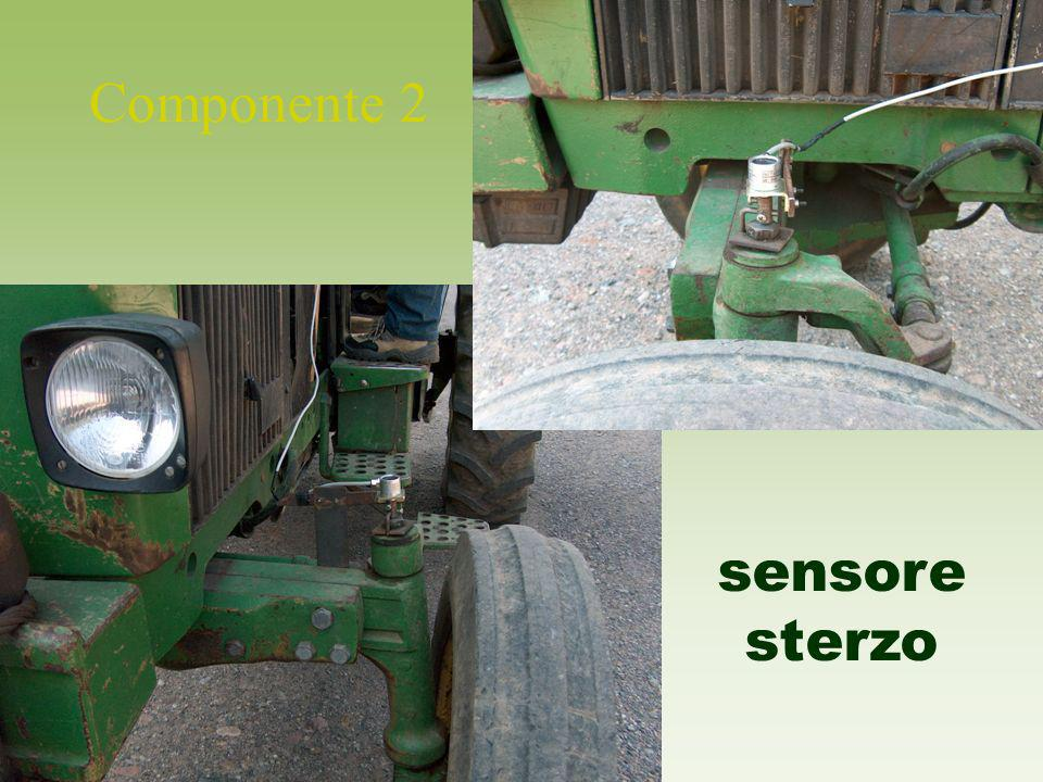 Componente 2 sensore sterzo