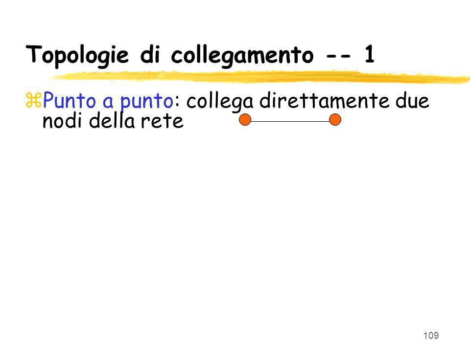 Topologie di collegamento -- 1