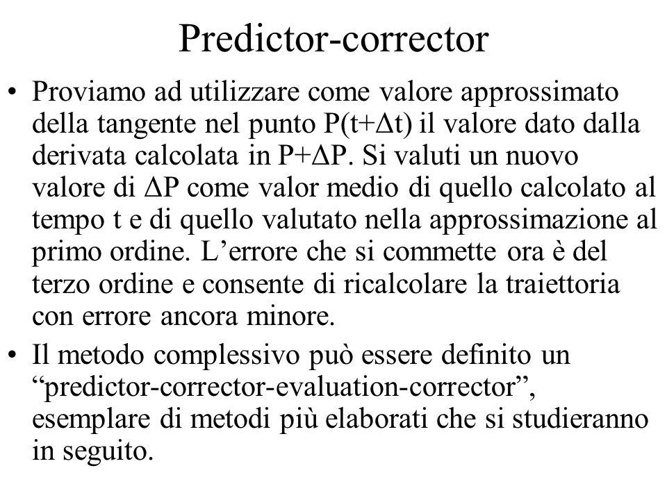 Predictor-corrector