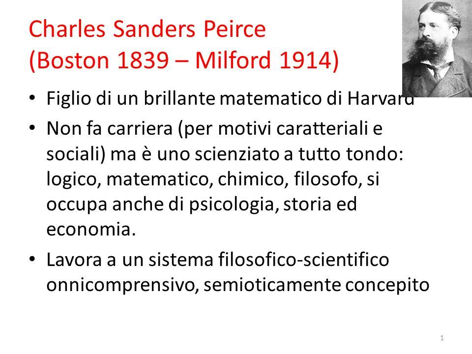 Ferdinand de Saussure (Ginevra 1857 - 1913)