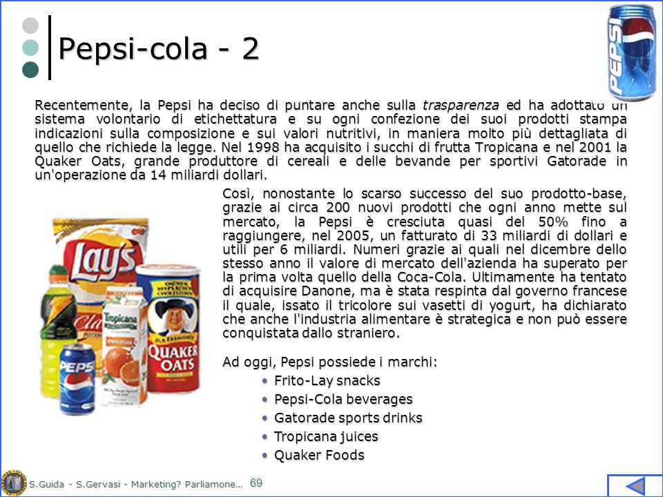 Pepsi-cola - 2