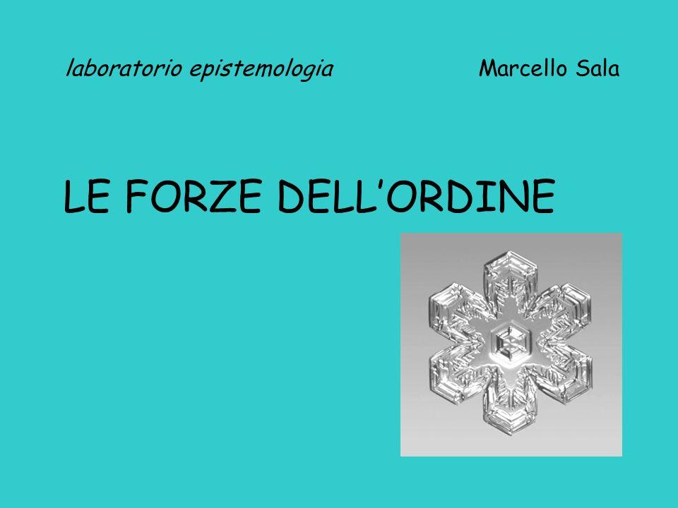 laboratorio epistemologia Marcello Sala