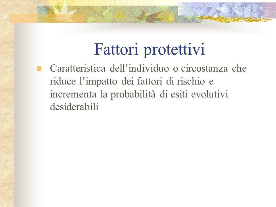 Fattori protettivi