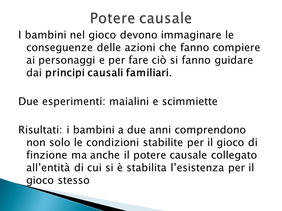 Potere causale