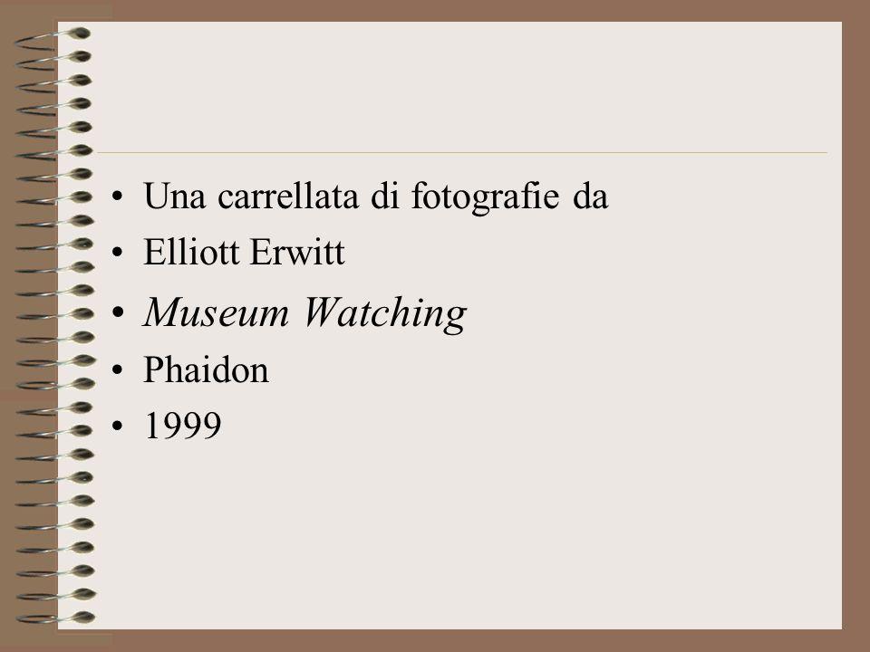 Museum Watching Una carrellata di fotografie da Elliott Erwitt Phaidon