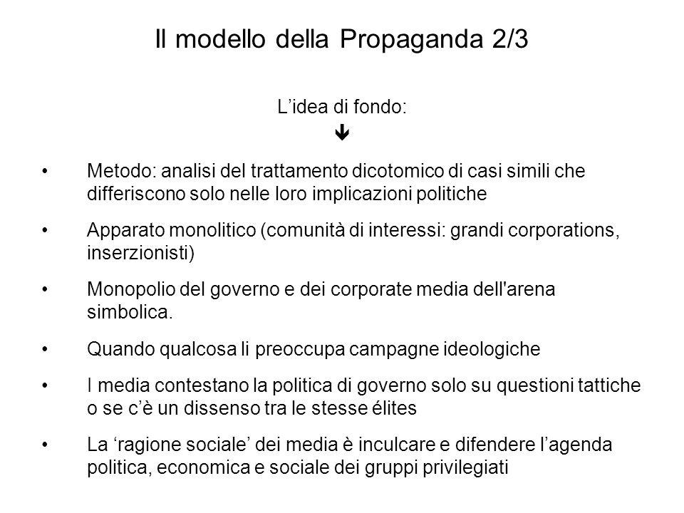 Il modello della Propaganda 2/3