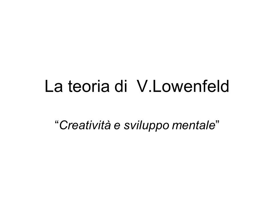 La teoria di V.Lowenfeld