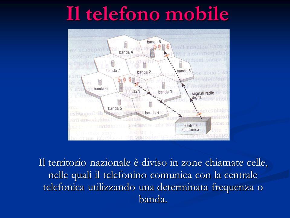 Il telefono mobile