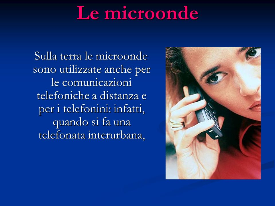 Le microonde