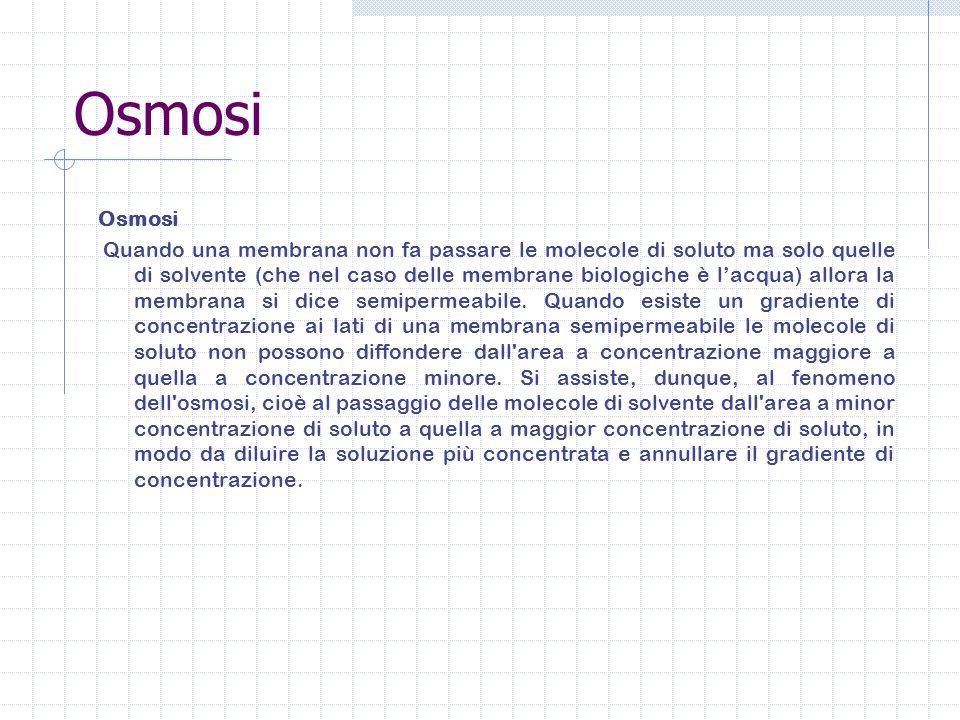 Osmosi Osmosi.