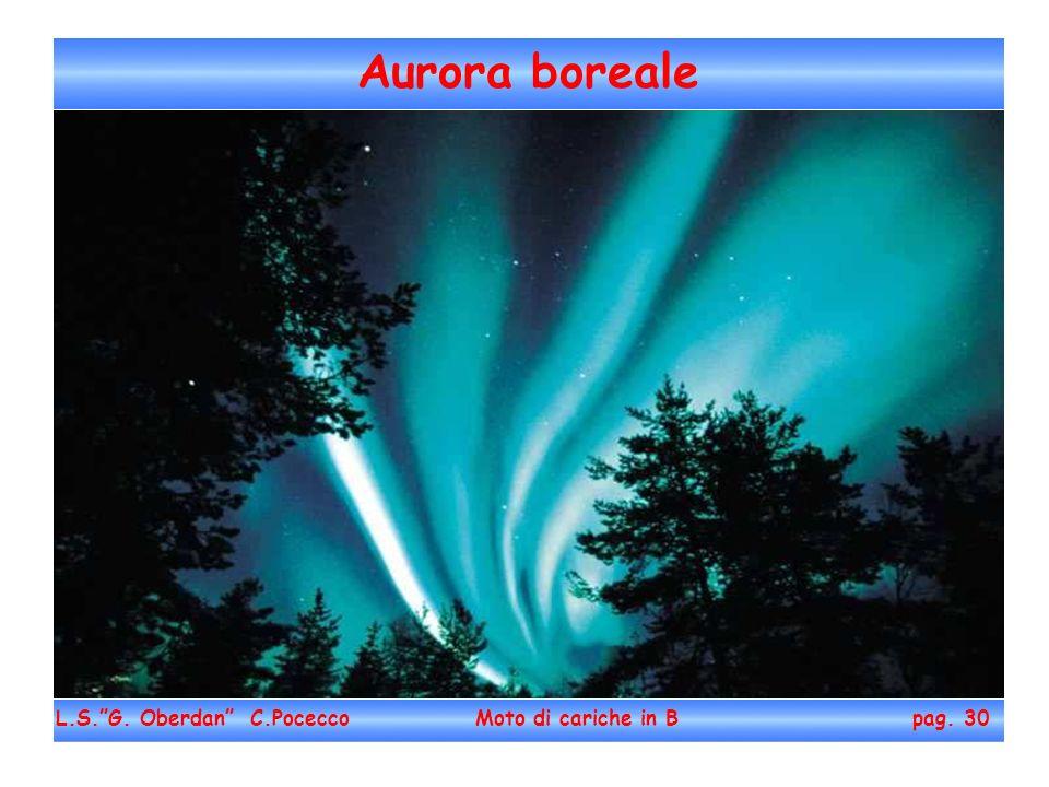 Aurora boreale L.S. G. Oberdan C.Pocecco Moto di cariche in B pag. 30