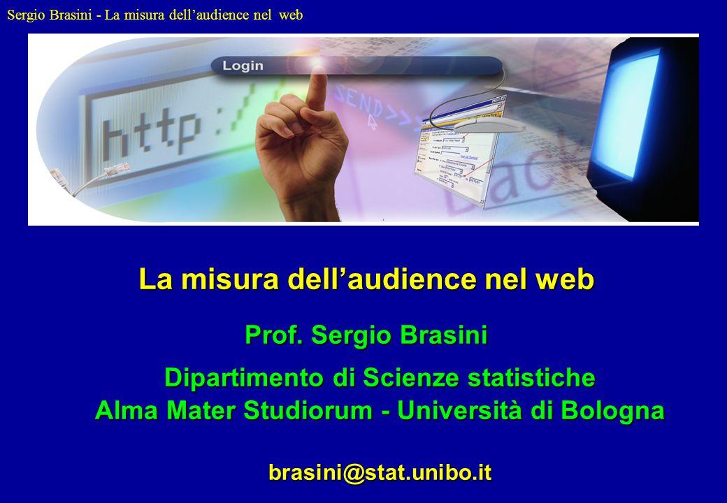 La misura dell'audience nel web